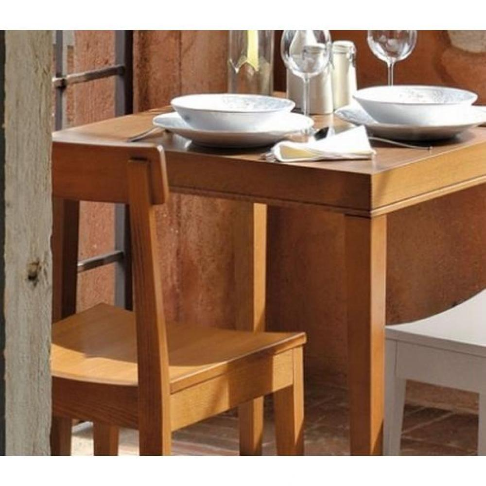 Tables repas tables et chaises calligaris petite table for Table 70x70 design
