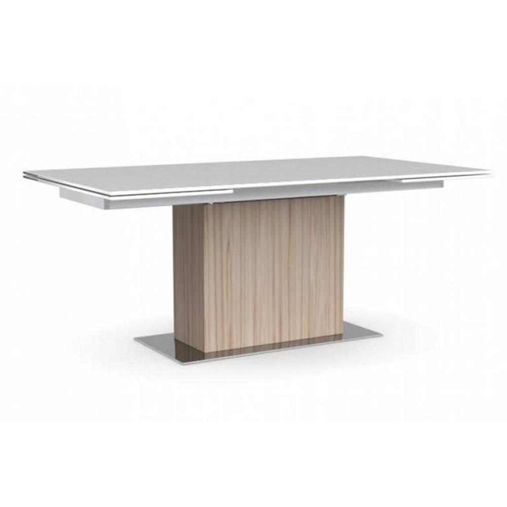 D coration 23 table a manger ronde equinox grenoble for Ikea table basse noir