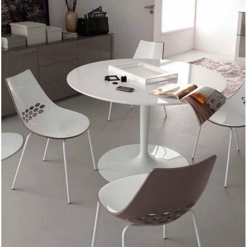 Tables repas tables et chaises table repas ronde planet for Table repas ronde