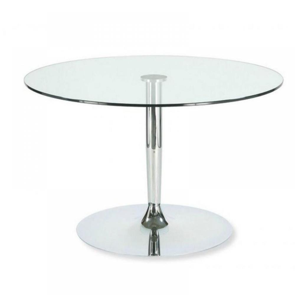 Tables repas tables et chaises calligaris table repas for Pietement table ronde
