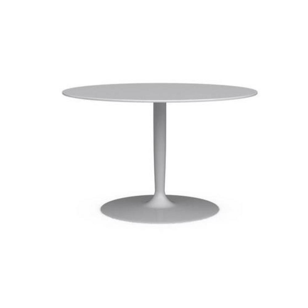 Tables tables et chaises calligaris table repas ronde for Table repas ronde