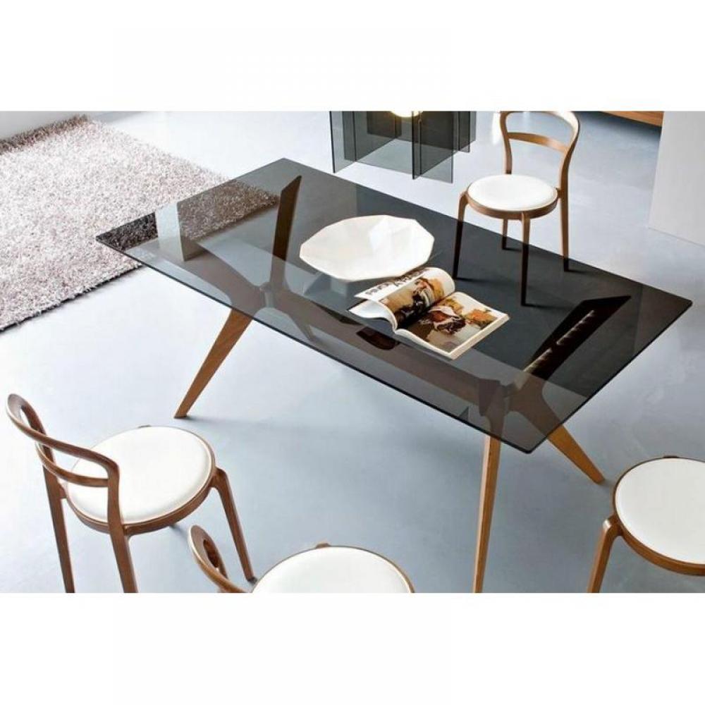 Tables repas tables et chaises table repas tokyo de for Table 160 avec rallonge