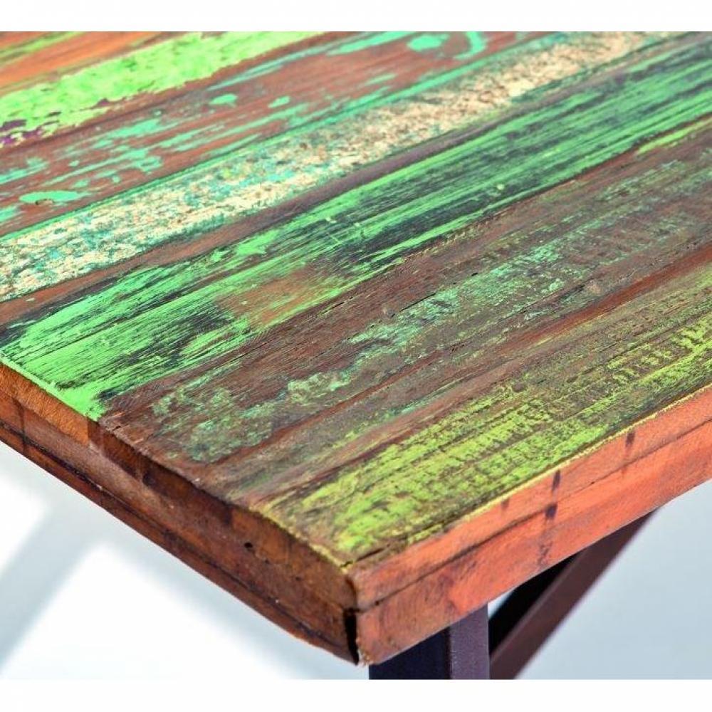 tables repas tables et chaises table repas unique colori. Black Bedroom Furniture Sets. Home Design Ideas