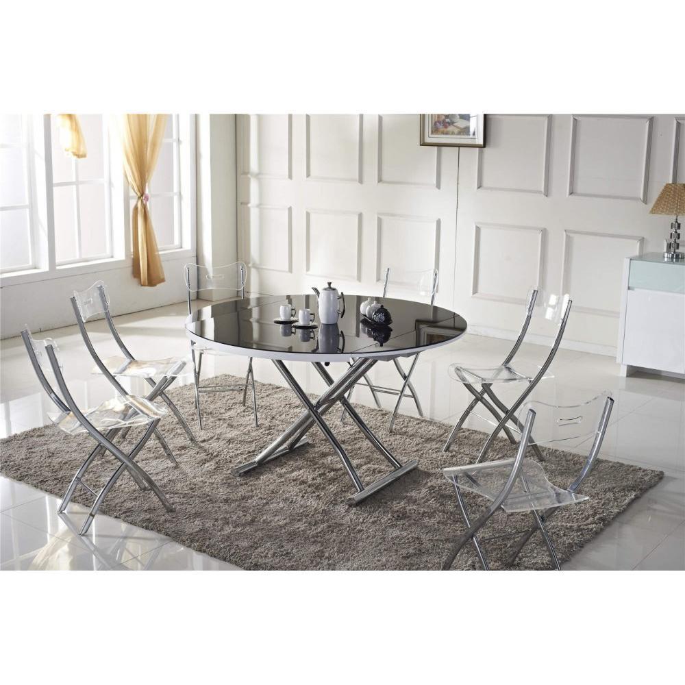 table basse ronde relevable et 28 images table. Black Bedroom Furniture Sets. Home Design Ideas