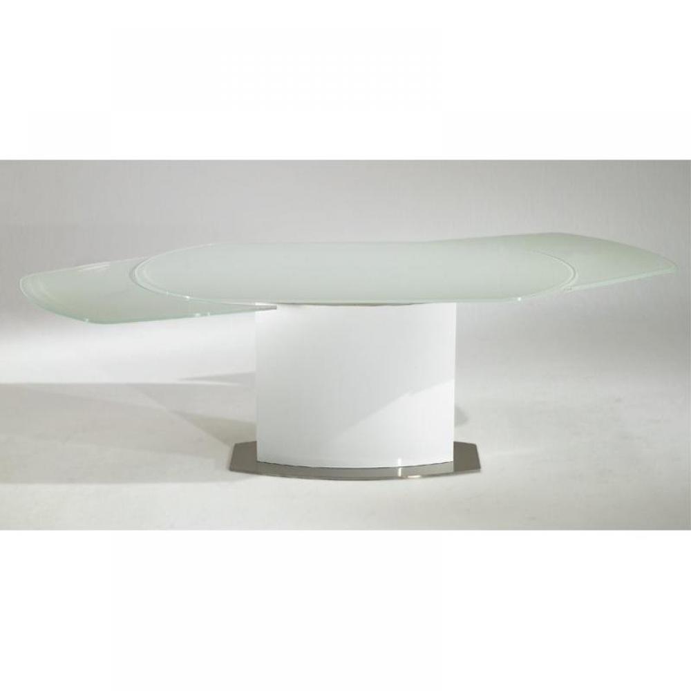 La table saturn est plus qu 39 une simple table une for Table blanche extensible 12 personnes