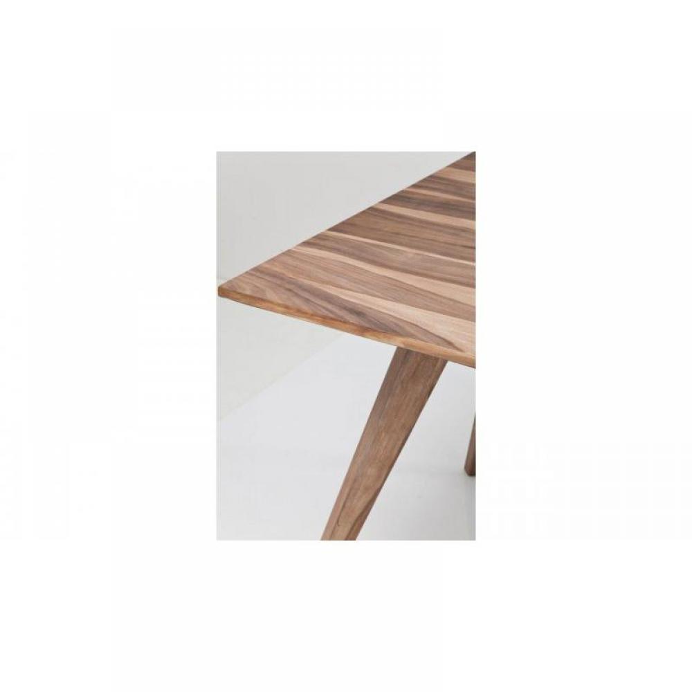 tables repas tables et chaises dutchbone table repas kapal 160 x 80 cm inside75. Black Bedroom Furniture Sets. Home Design Ideas