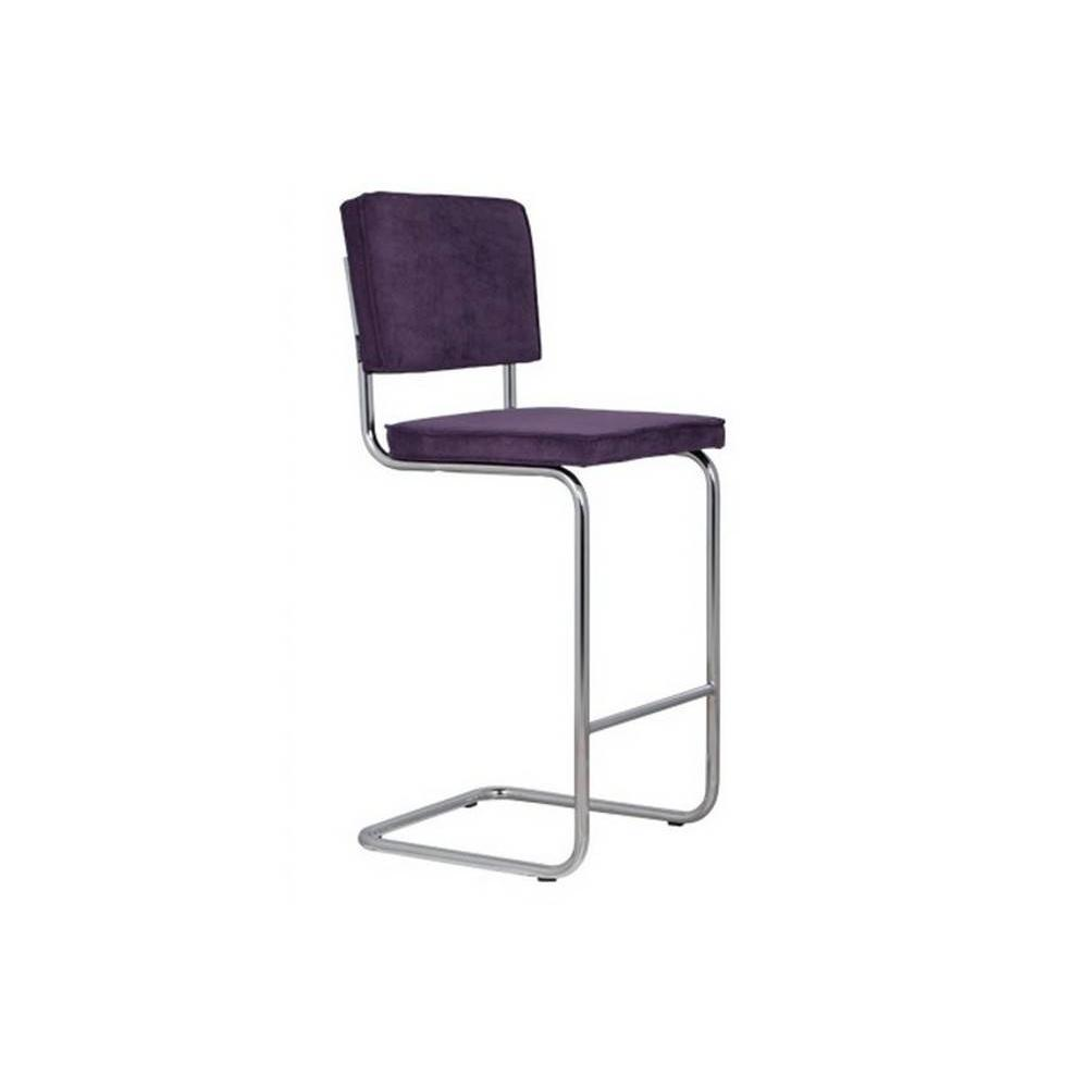 Chaises de bar tables et chaises zuiver chaise de bar for Chaise de bar violet