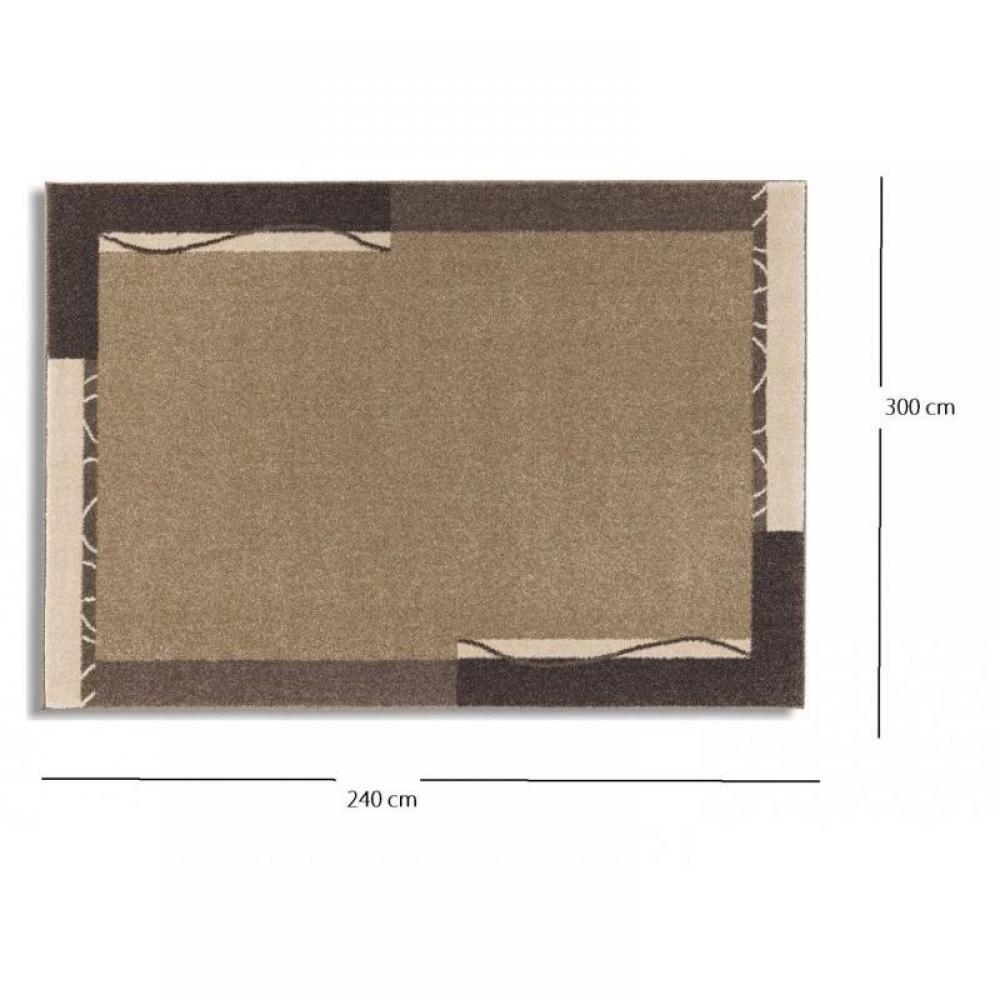 Tapis poils courts meubles et rangements samoa design Tapis taupe clair