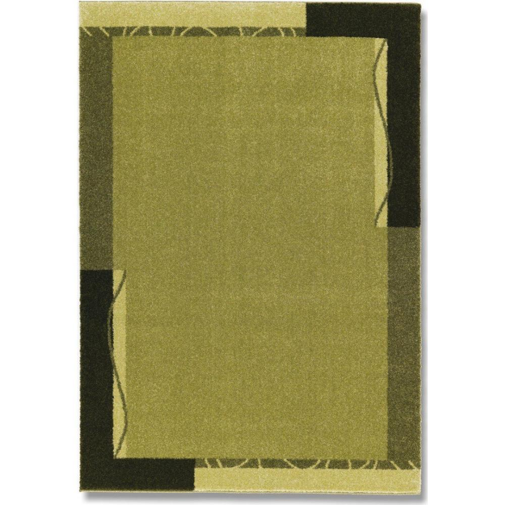 SAMOA DESIGN Tapis patchwork vert - 200x290 cm - Place du ...
