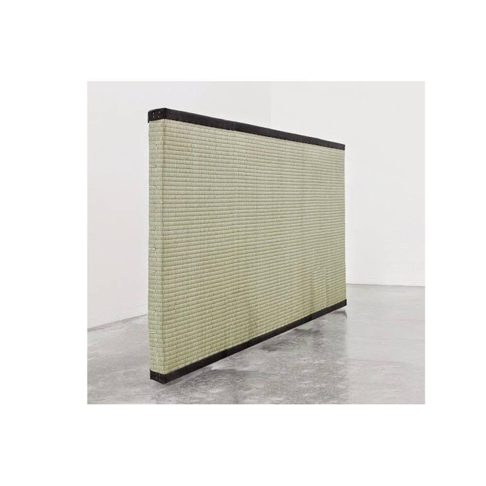 lits futon chambre literie tatami en paille de riz couchage 100 200cm inside75. Black Bedroom Furniture Sets. Home Design Ideas