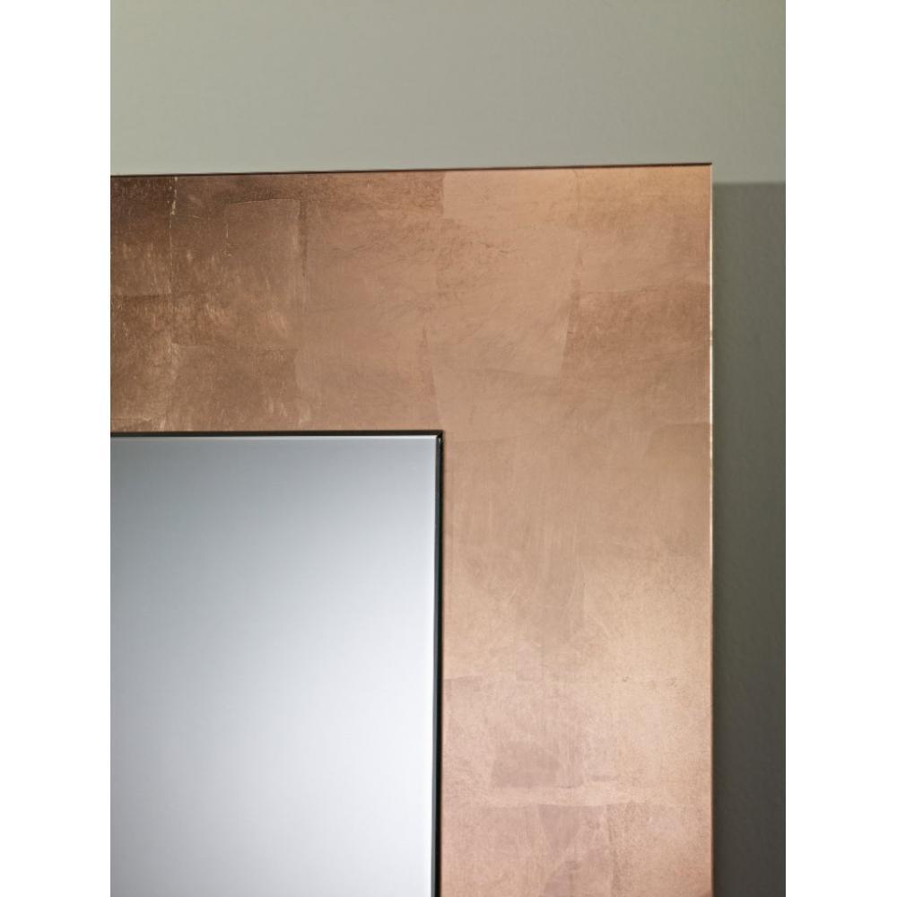 Tellem miroir mural design en verre petit mod le couleur for Petit miroir noir
