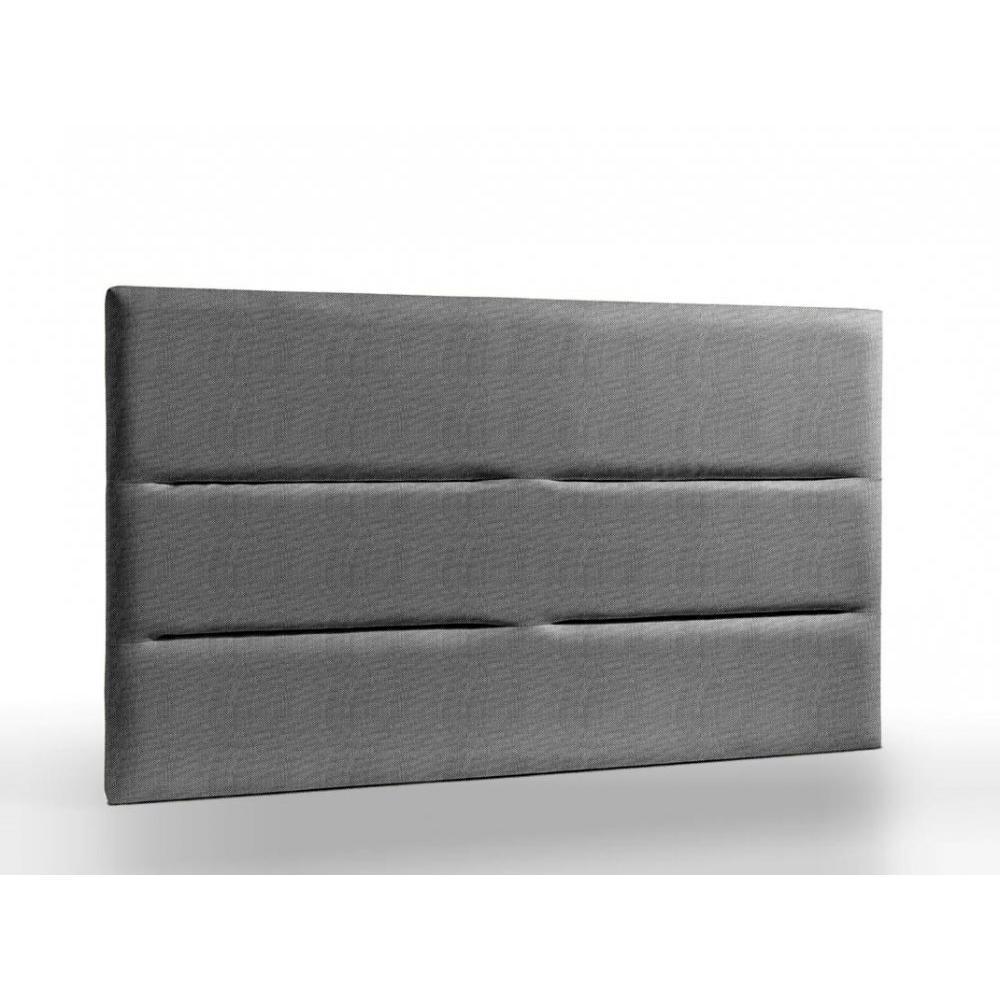 t tes de lit chambre literie t te de lit haut de gamme apolline 165 cm inside75. Black Bedroom Furniture Sets. Home Design Ideas