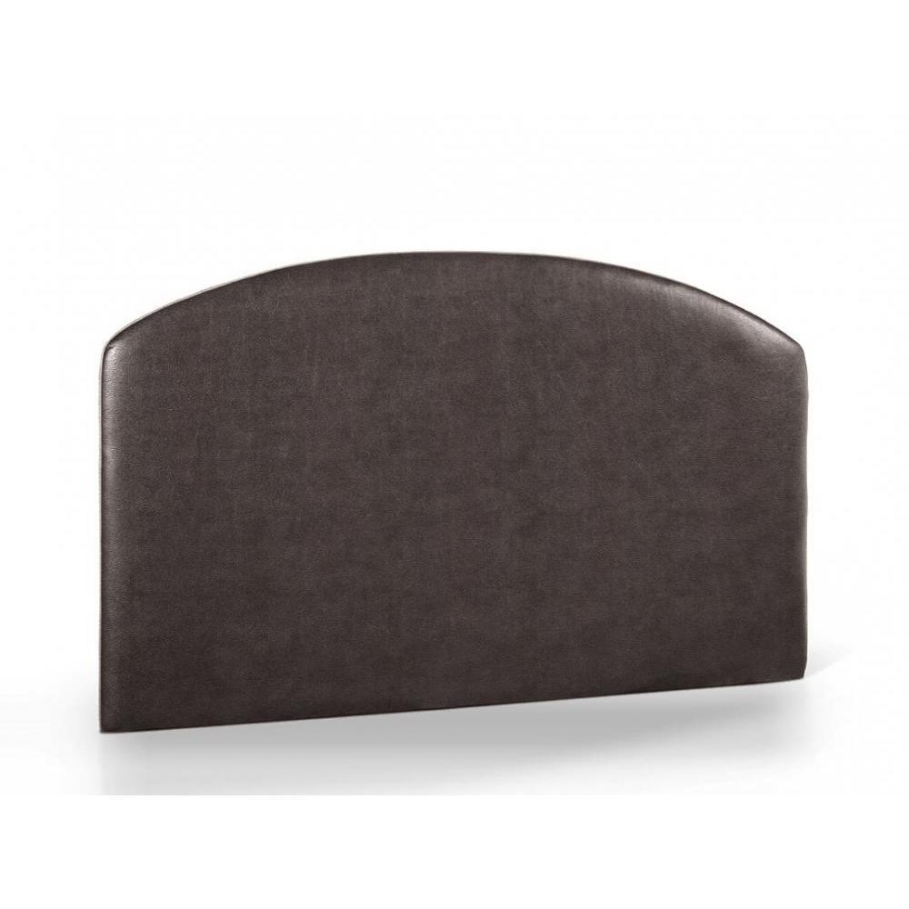 t tes de lit chambre literie t te de lit haut de gamme lune 165 cm inside75. Black Bedroom Furniture Sets. Home Design Ideas
