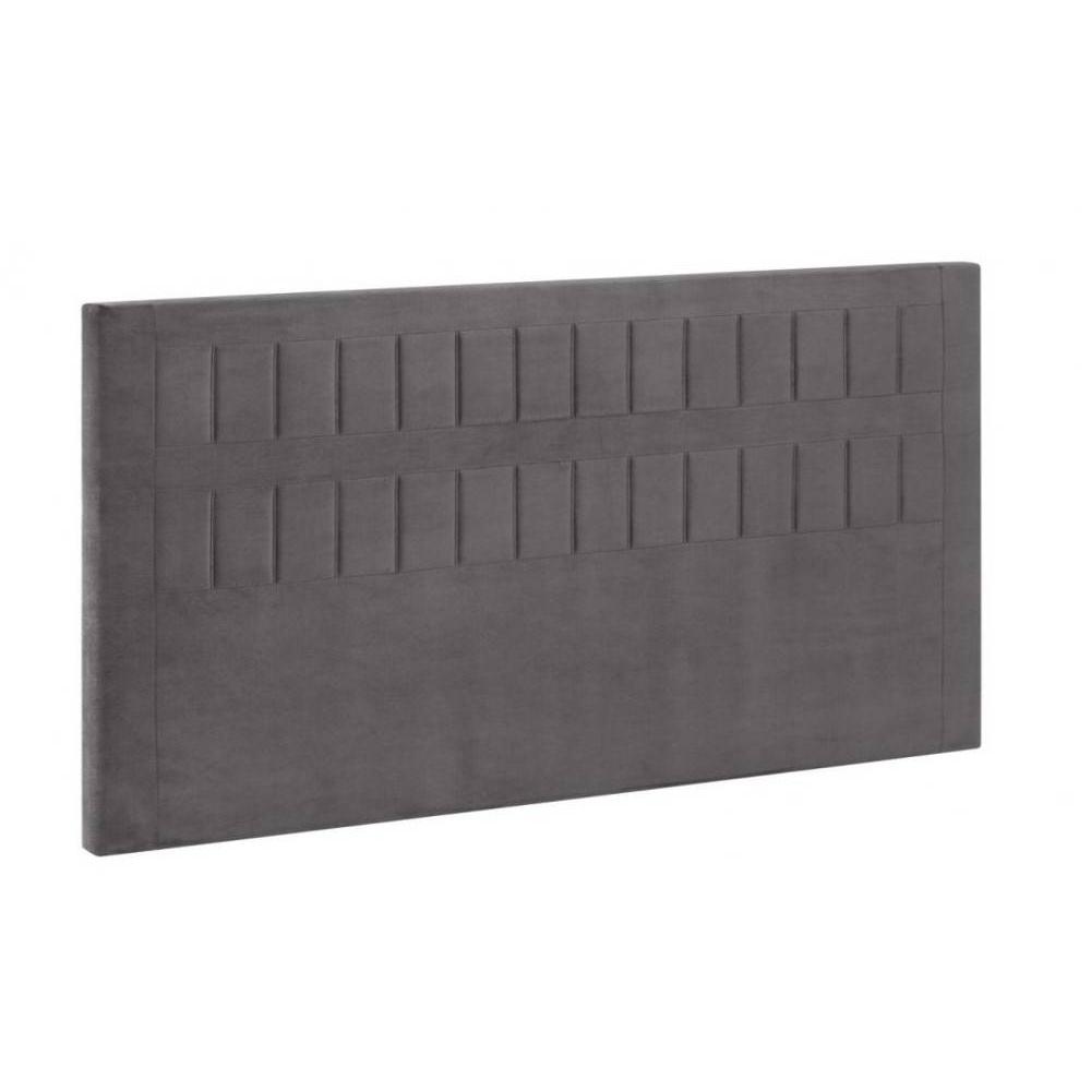 rapido convertibles canap s syst me rapido bultex t te de lit stromboli velours gris. Black Bedroom Furniture Sets. Home Design Ideas