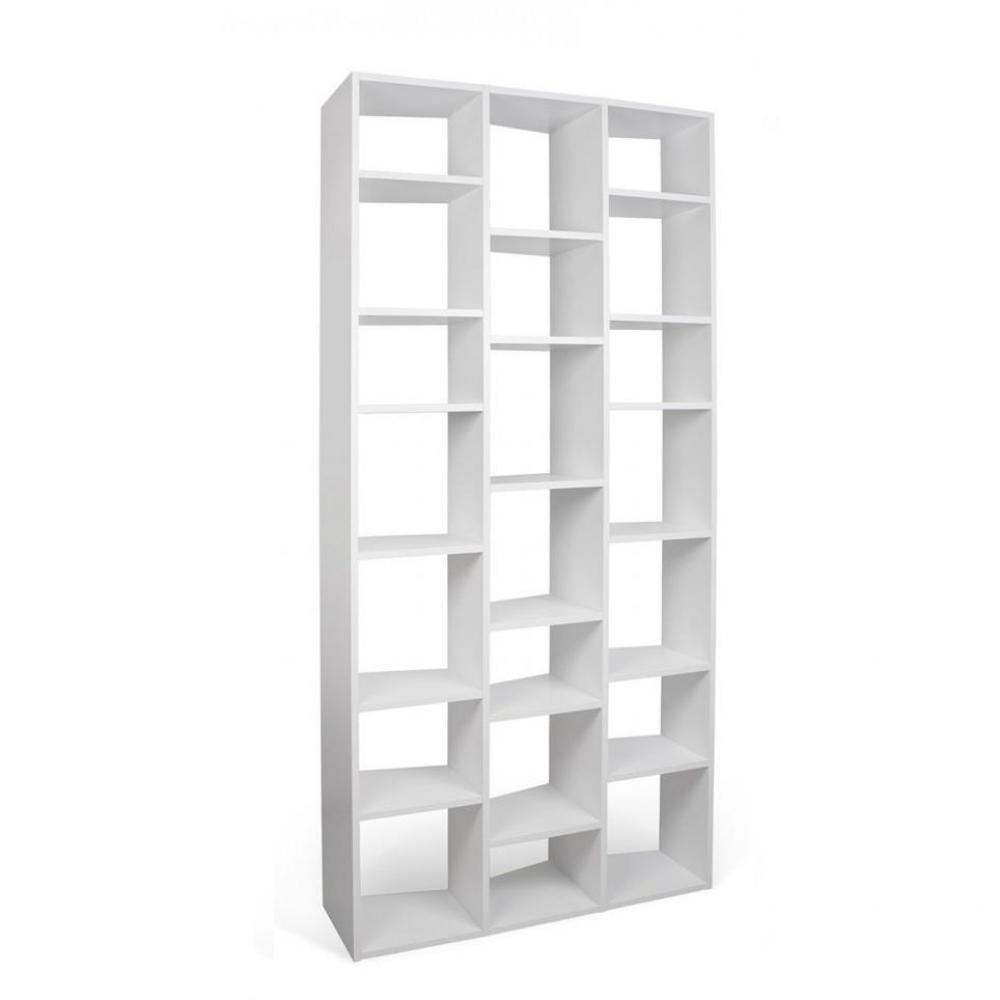 Biblioth ques tag res meubles et rangements temahome valsa 7 biblioth que - Bibliotheque blanche design ...