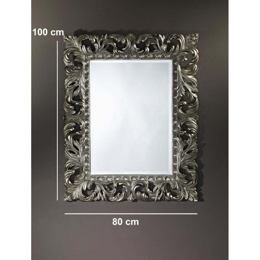 Miroir argent for Miroir argent ikea