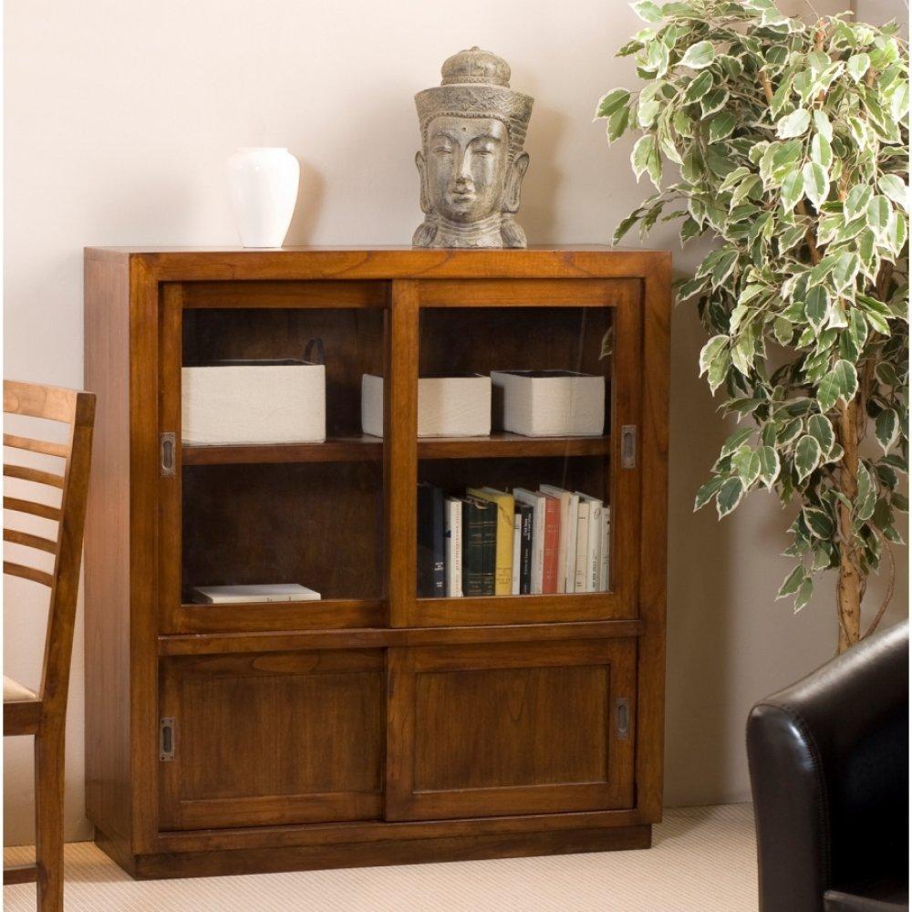 vitrines meubles et rangements vitrine 4 portes. Black Bedroom Furniture Sets. Home Design Ideas