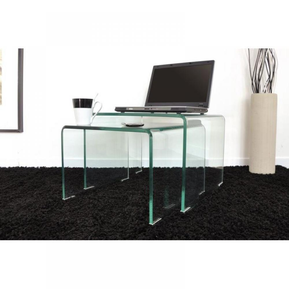 tables basses tables et chaises wave gigogne. Black Bedroom Furniture Sets. Home Design Ideas