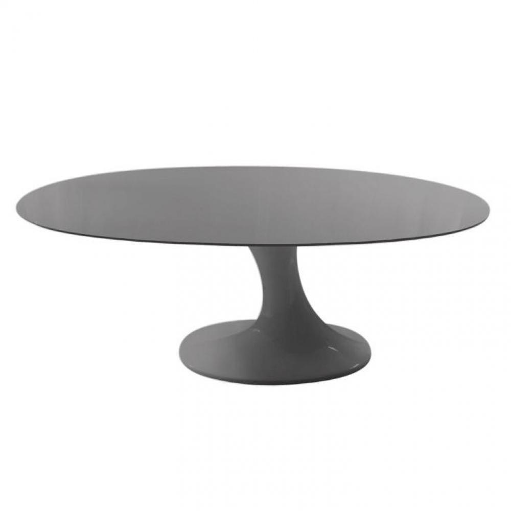 buffets meubles et rangements table repas ovale design. Black Bedroom Furniture Sets. Home Design Ideas
