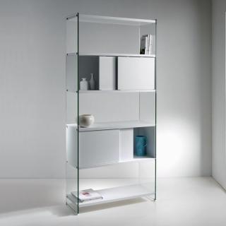 Biblioth ques tag res meubles et rangements - Bibliotheque murale blanc ...