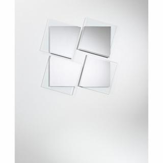 Miroirs meubles et rangements brick miroir mural design for Petit miroir design