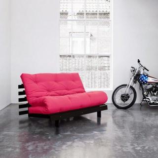Canapé BZ wengé ROOTS WENGUE futon couchage 140*200cm