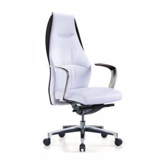 D tails fauteuil bureau confort reglable amaranto blanc - Fauteuil bureau blanc ...