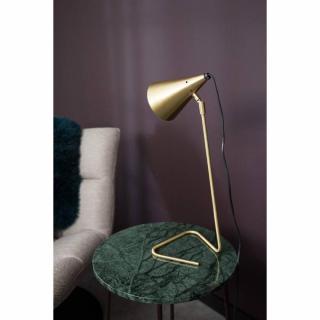 Dutchbone lampe BRASSER en laiton style retro