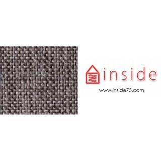 INNOVATION LIVING NAPPER Méridienne lit gris clair piétement en chêne 200*80 cm