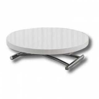 Tables relevables meubles design contemporain - Table basse rehaussable ...