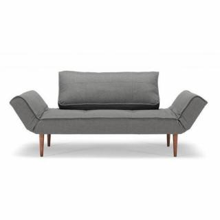 Canape lit design ZEAL gris INNOVATION convertible 200*70cm