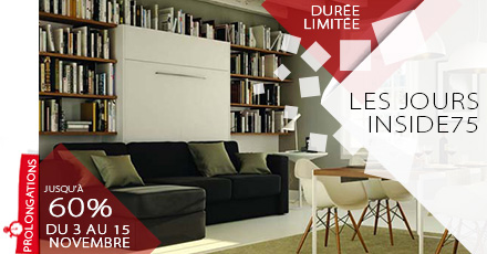 biblioth ques tag res meubles et rangements inside75. Black Bedroom Furniture Sets. Home Design Ideas