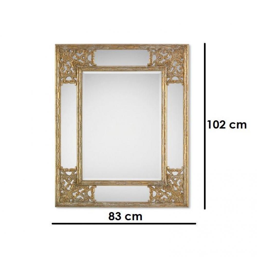 Grands miroirs d coration et accessoires angel miroir for Miroir mural design
