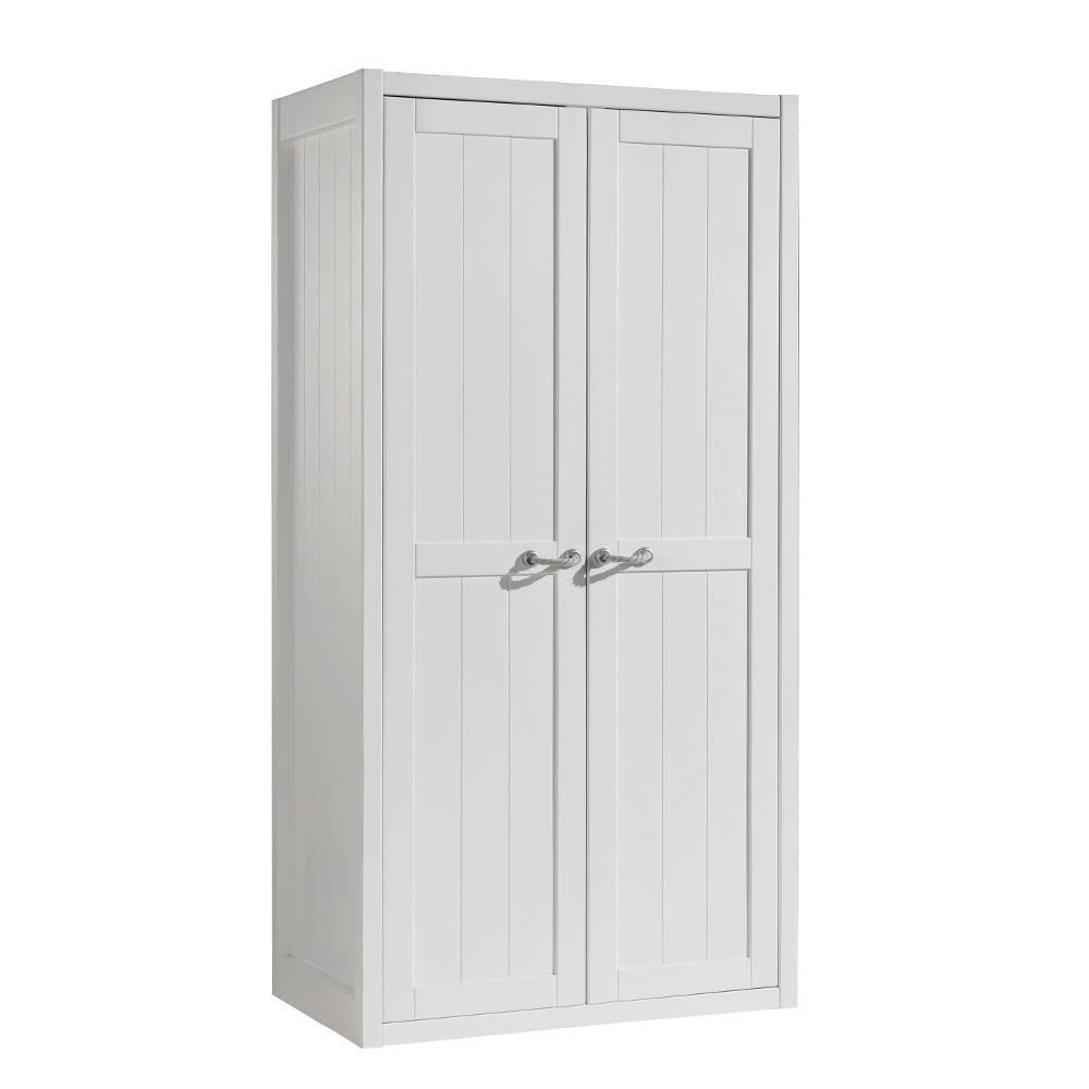 dressings et armoires meubles et rangements armoire diesel blanche avec 2 portes inside75. Black Bedroom Furniture Sets. Home Design Ideas
