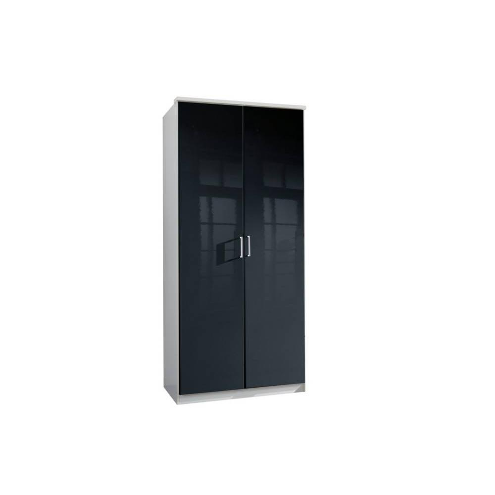 armoire metallique noire armoire basse porte battante. Black Bedroom Furniture Sets. Home Design Ideas