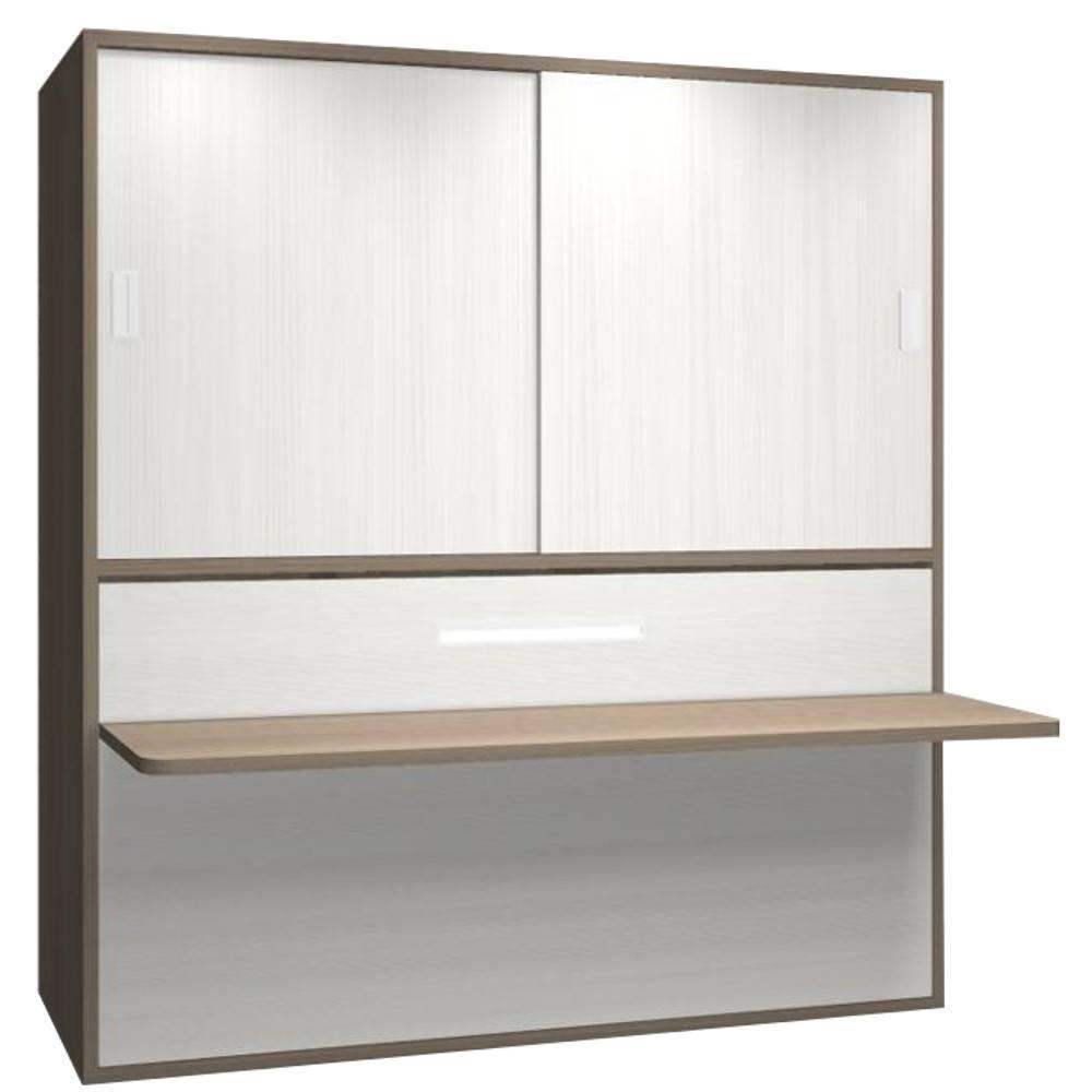 armoire bureau intégré | champagneconlinoise