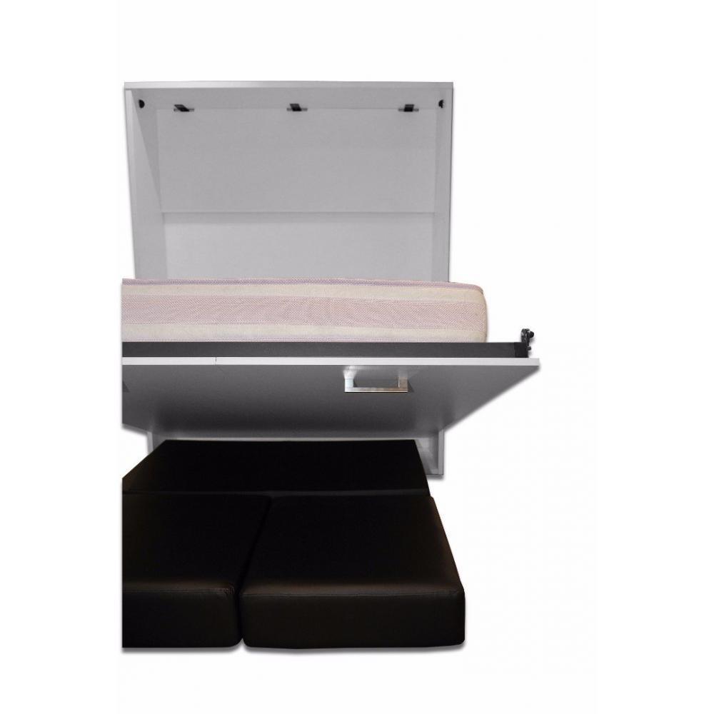 canap convertible au meilleur prix armoire lit escamotable town canap int gr couchage 140. Black Bedroom Furniture Sets. Home Design Ideas