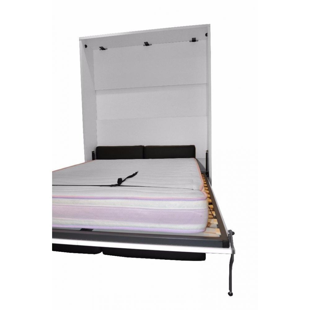 Armoire lit escamotable avec canap int gr au meilleur for Lit armoire design
