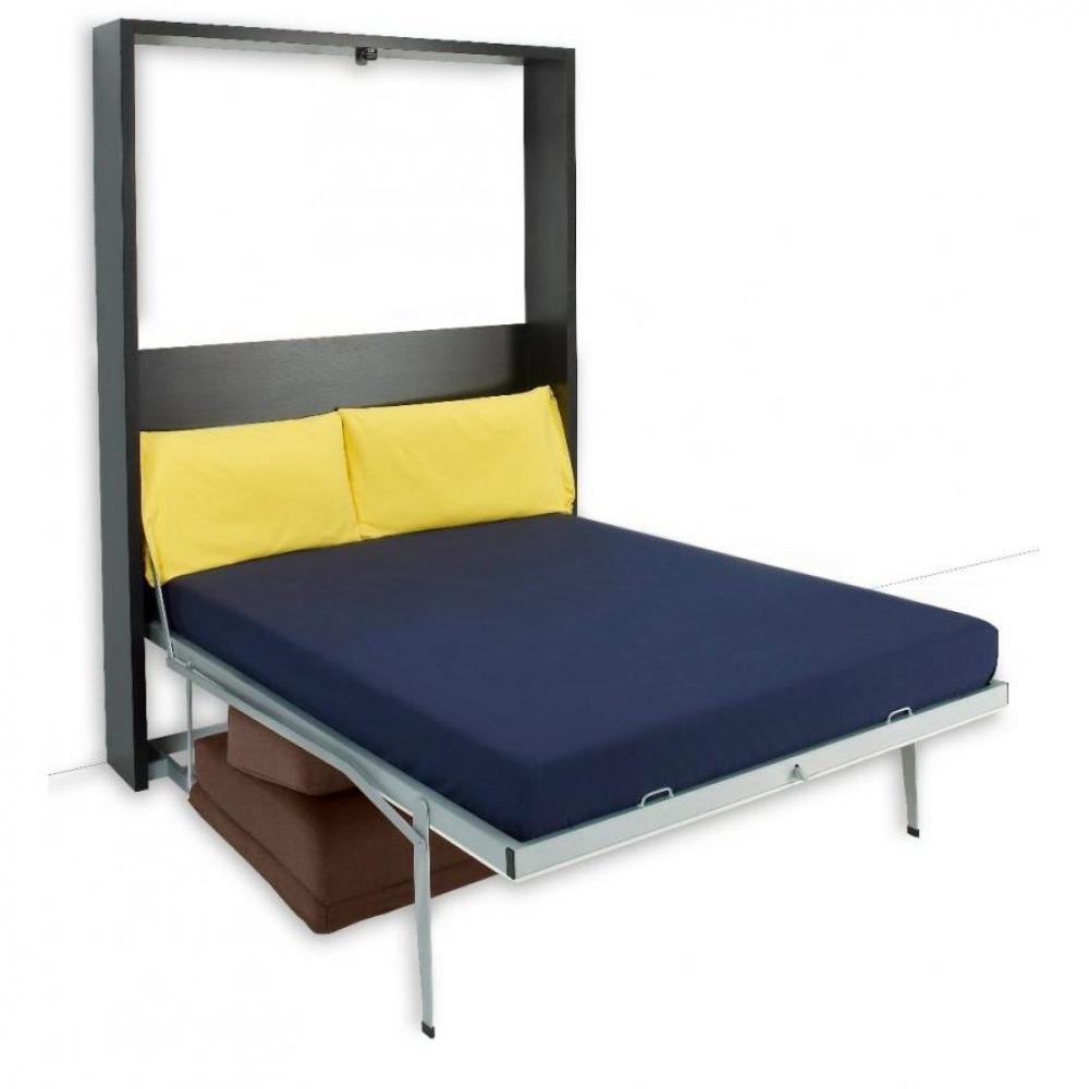 armoire lit escamotable avec canap int gr au meilleur prix armoire lit verticale magic. Black Bedroom Furniture Sets. Home Design Ideas