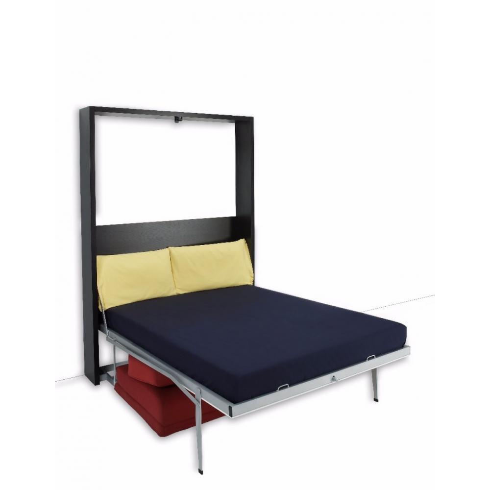 Canap lit 160 200 for Armoire lit avec canape