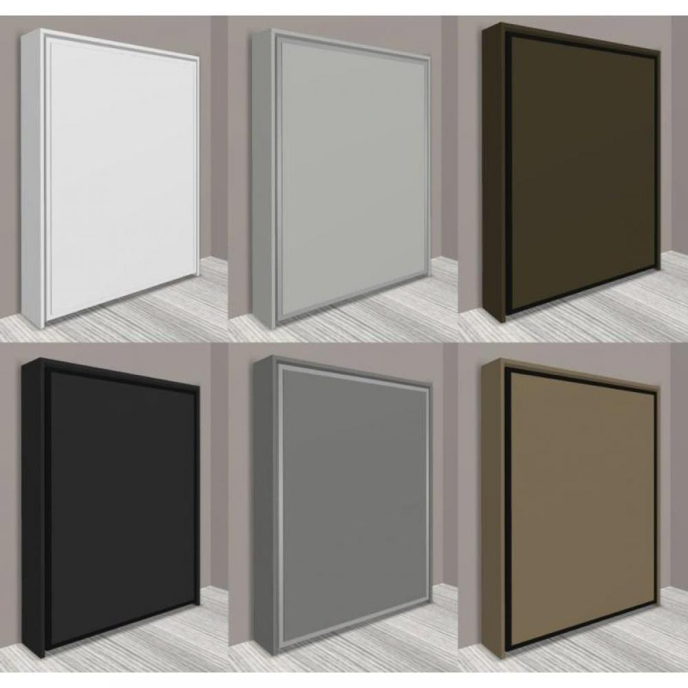 armoire lit escamotables au meilleur prix armoire lit escamotable cronos couchage 140 200cm. Black Bedroom Furniture Sets. Home Design Ideas