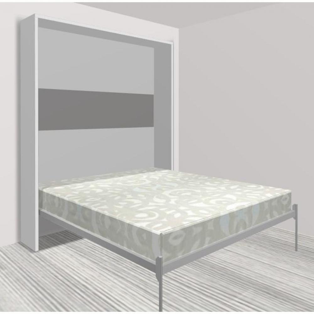 armoire lit escamotables au meilleur prix armoire lit escamotable cronos couchage 160 22. Black Bedroom Furniture Sets. Home Design Ideas