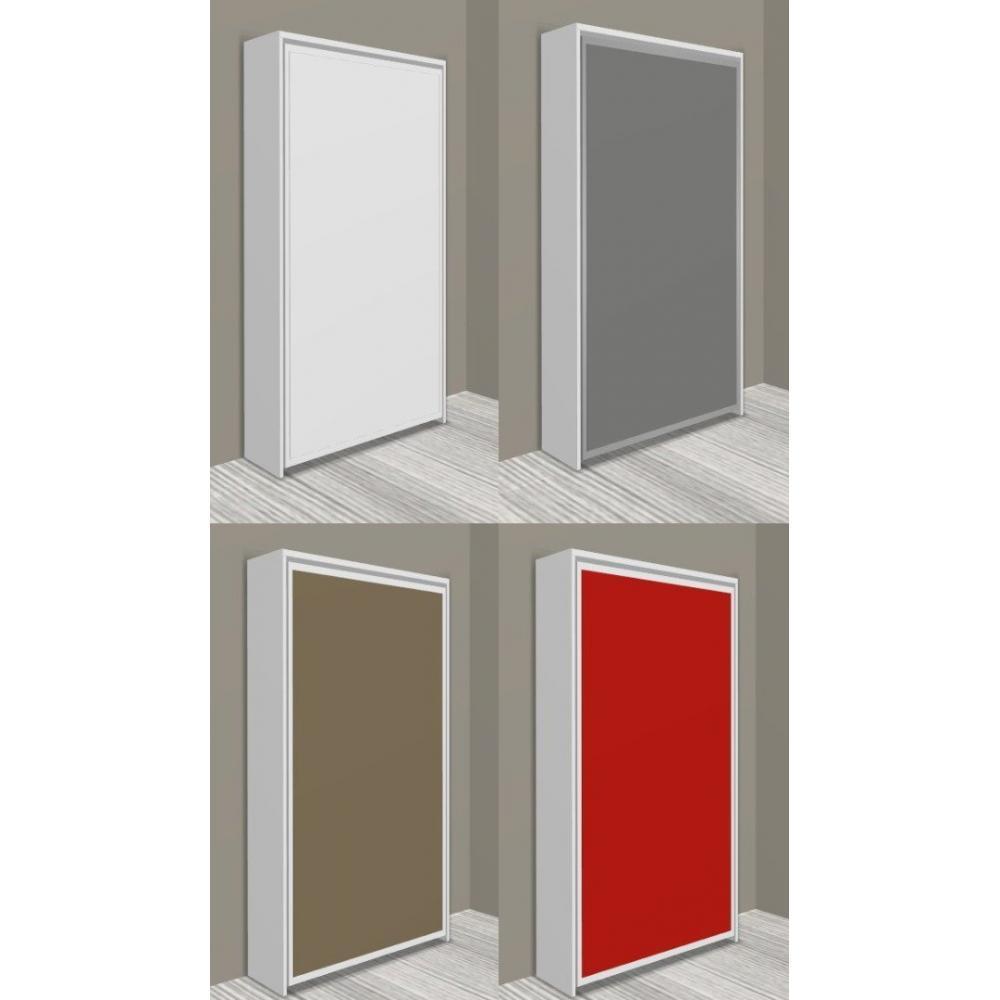 Armoire lit escamotable verticale au meilleur prix armoire lit escamotable c - Structure lit escamotable ...