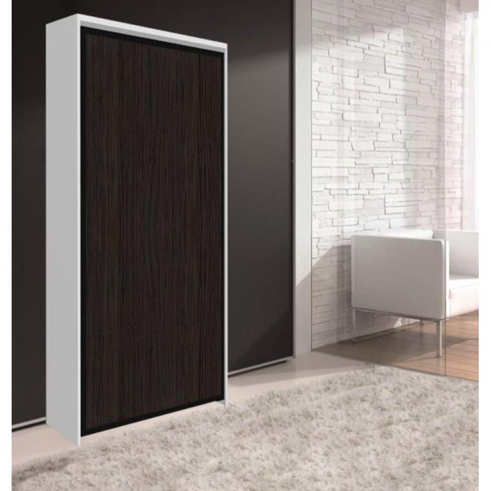 lits escamotables chambre literie armoire lit escamotable cronos couchage 90 22 200 cm. Black Bedroom Furniture Sets. Home Design Ideas