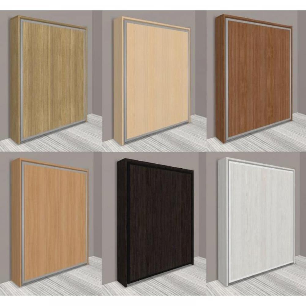 armoire lit escamotable verticale au meilleur prix armoire lit escamotable cronos inside75. Black Bedroom Furniture Sets. Home Design Ideas