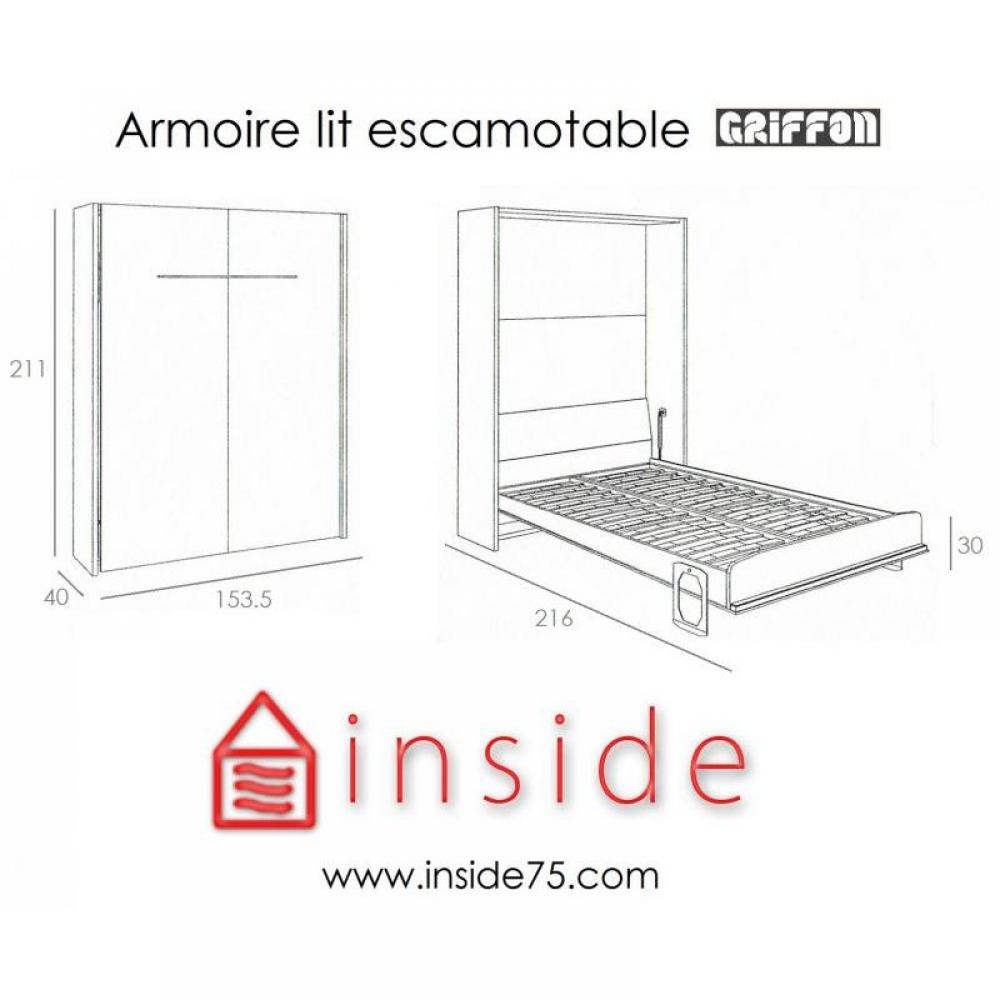 lit armoire griffon my blog. Black Bedroom Furniture Sets. Home Design Ideas