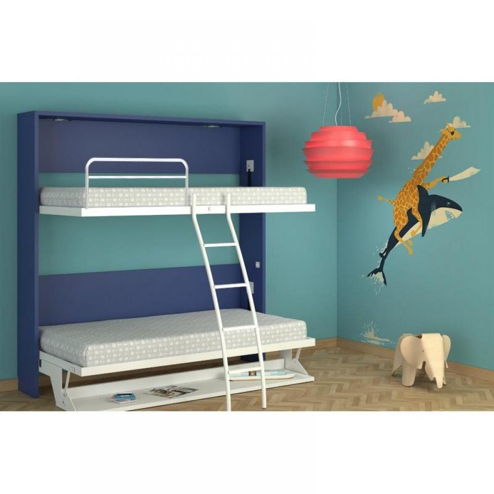 armoire lit escamotable combin bureau au meilleur prix armoire lit transversale pos idon avec. Black Bedroom Furniture Sets. Home Design Ideas