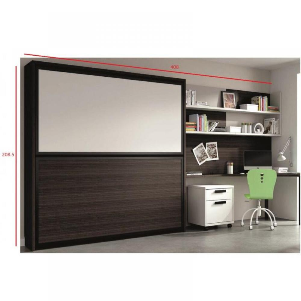 Armoire lits superpos s armoires lits escamotables armoire lit superpos e transversale avec - Armoire lit transversale ...