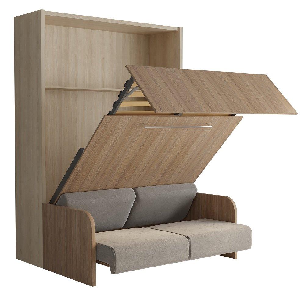 canape lit escamotable beau canap lit escamotable concernant lit relevable inspirant bureau lit. Black Bedroom Furniture Sets. Home Design Ideas