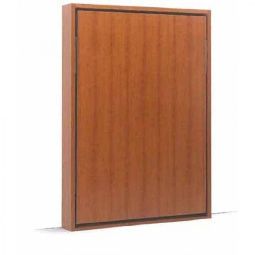 TONIC Armoire lit verticale compacte ultra plate couchage 140 * 200 cm